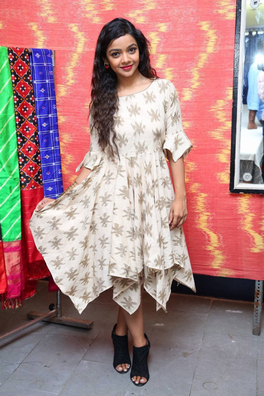 Nithya Shetty launches IKAT ART Mela at YMCA Hall, Secunderabad