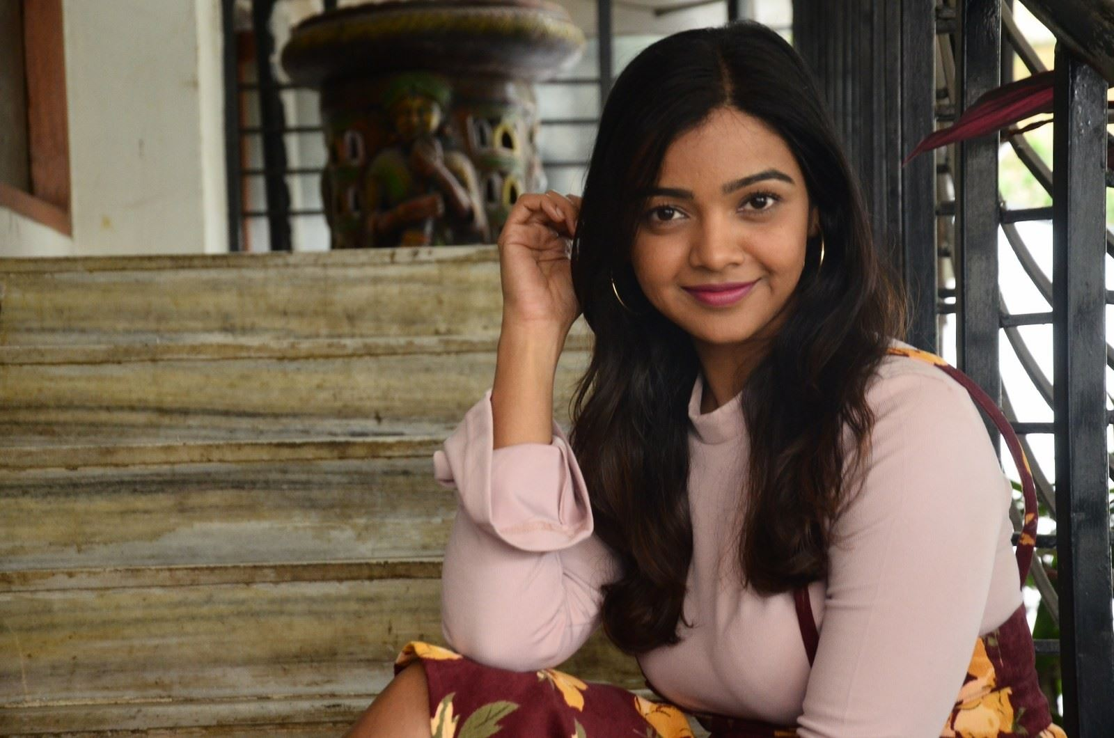 Actress Nithya Shetty Pictures @ Elite New Year Eve 2019 Ticket Launch