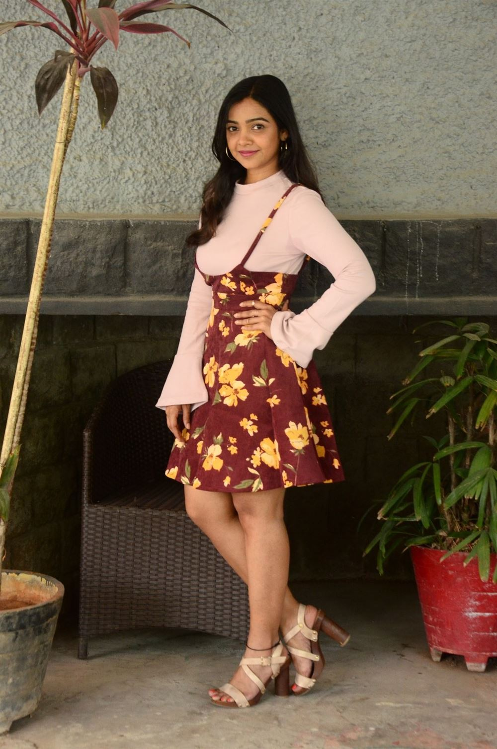 Actress Nithya Shetty Pictures @ 2019 Elite New Year Eve Ticket Launch