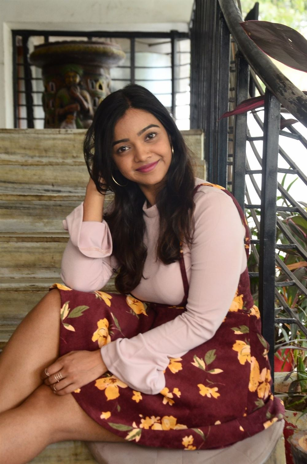 Actress Nithya Shetty Pictures @ Elite New Year Eve Ticket Launch