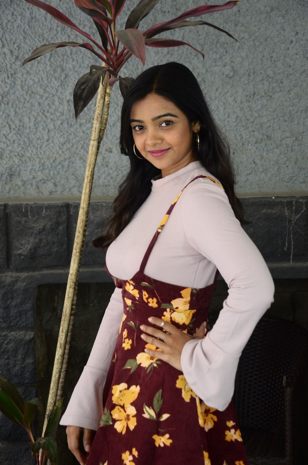 Actress Nithya Shetty Hot Pictures @ Elite New Year Eve Ticket Launch
