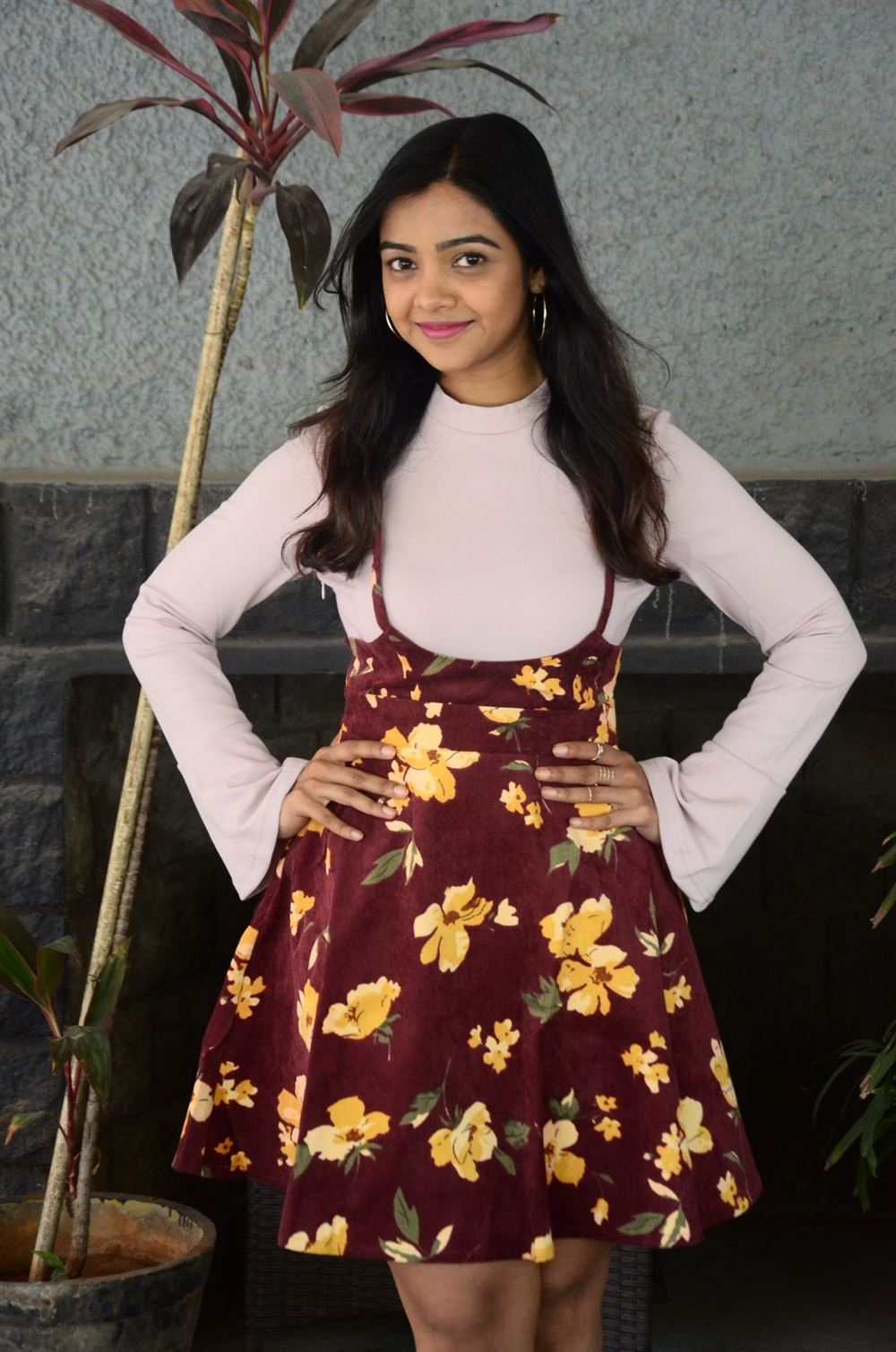 Actress Nitya Shetty Pictures @ Elite New Year Eve Ticket Launch