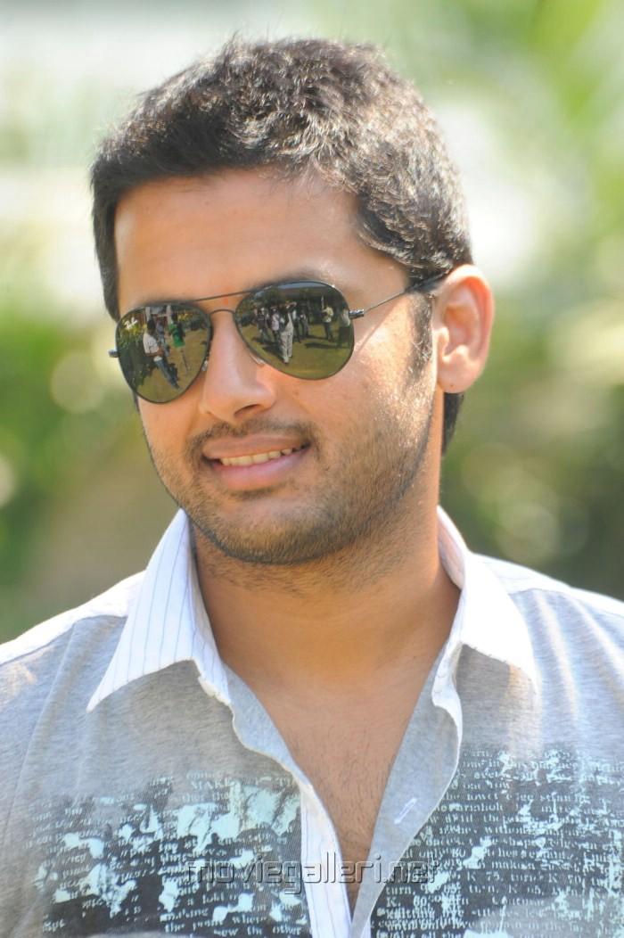 Picture 140855 Telugu Actor Nitin Stills New Movie Posters