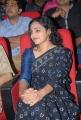 Actress Nithya Menon Black Saree at Okkadine Audio Release Pictures
