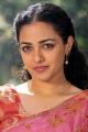 Nithya Menon Cute Saree Pics in Okkadine Movie