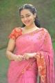 Okkadine Actress Nithya Menon Saree Pics