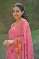 Actress Nithya Menon Saree Pics in Okkadine