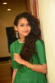 Actress Nitya Naresh Green Dress Pics