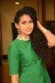 Actress Nithya Naresh Green Dress Pics