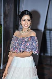 Beautiful Actress Nivetha Pethuraj Pics @ Chitralahari Pre Release
