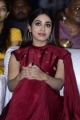 Actress Nivetha Pethuraj in Red Dress Pics