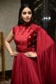 Actress Nivetha Pethuraj Red Dress Pics