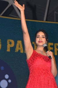 Actress Nivetha Pethuraj Pictures @ Paagal Pre Release Event