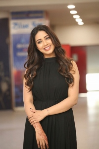 Actress Nivetha Pethuraj Pictures @ Paagal Movie Success Meet