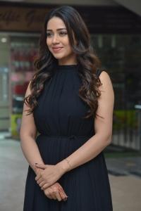 Actress Nivetha Pethuraj Latest Pictures @ Paagal Success Meet
