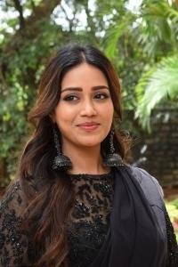Actress Nivetha Pethuraj Stills @ Paagal Movie Trailer Launch