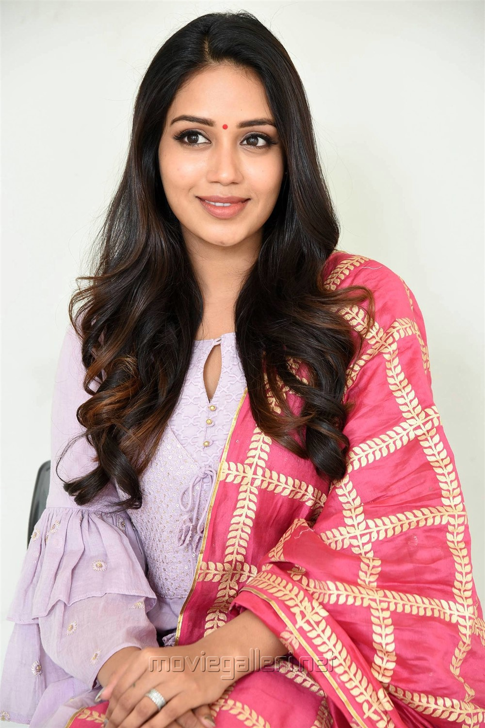 Actress Nivetha Pethuraj Cute Pics @ Chitralahari Movie Teaser Launch