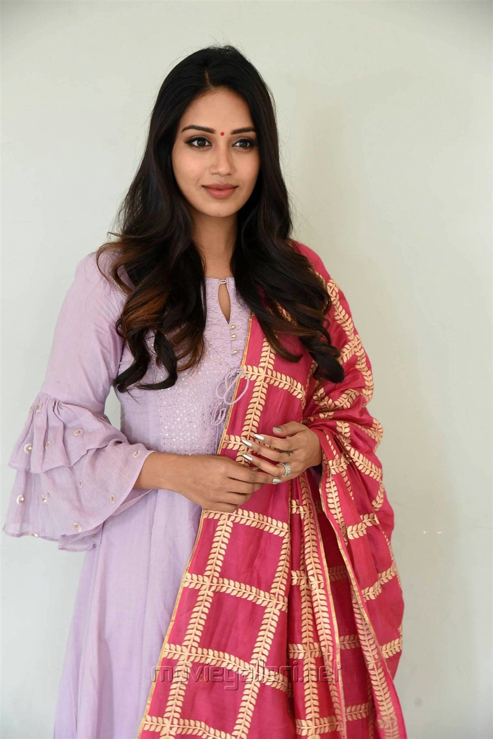 Actress Nivetha Pethuraj Beautiful Pics @ Chitralahari Teaser Launch