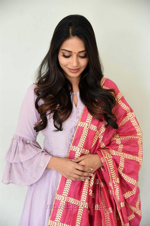 Actress Nivetha Pethuraj Recent Pics @ Chitralahari Movie Teaser Launch