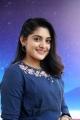 Swaasa Movie Actress Nivetha Thomas Blue Dress Stills
