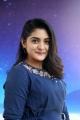Telugu Actress Niveda Thomas in Blue Dress Stills