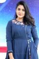 Swaasa Movie Actress Niveda Thomas Blue Dress Stills