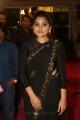 Actress Nivetha Thomas Black Saree Photos