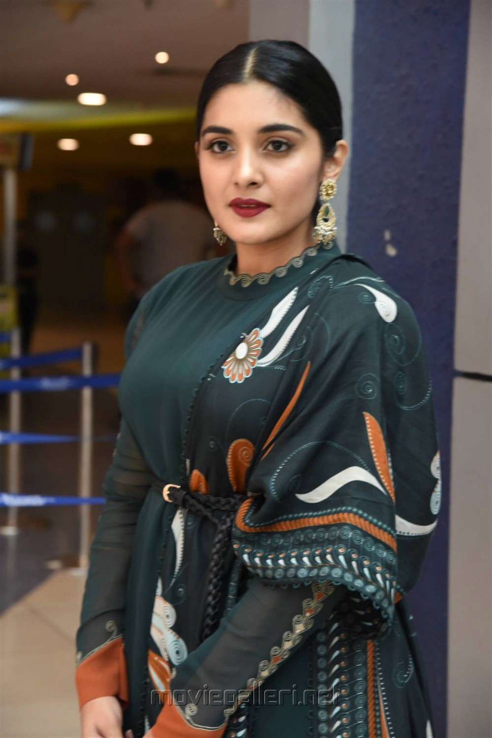 Actress Niveda Thomas New Pics @ 118 Trailer Launch