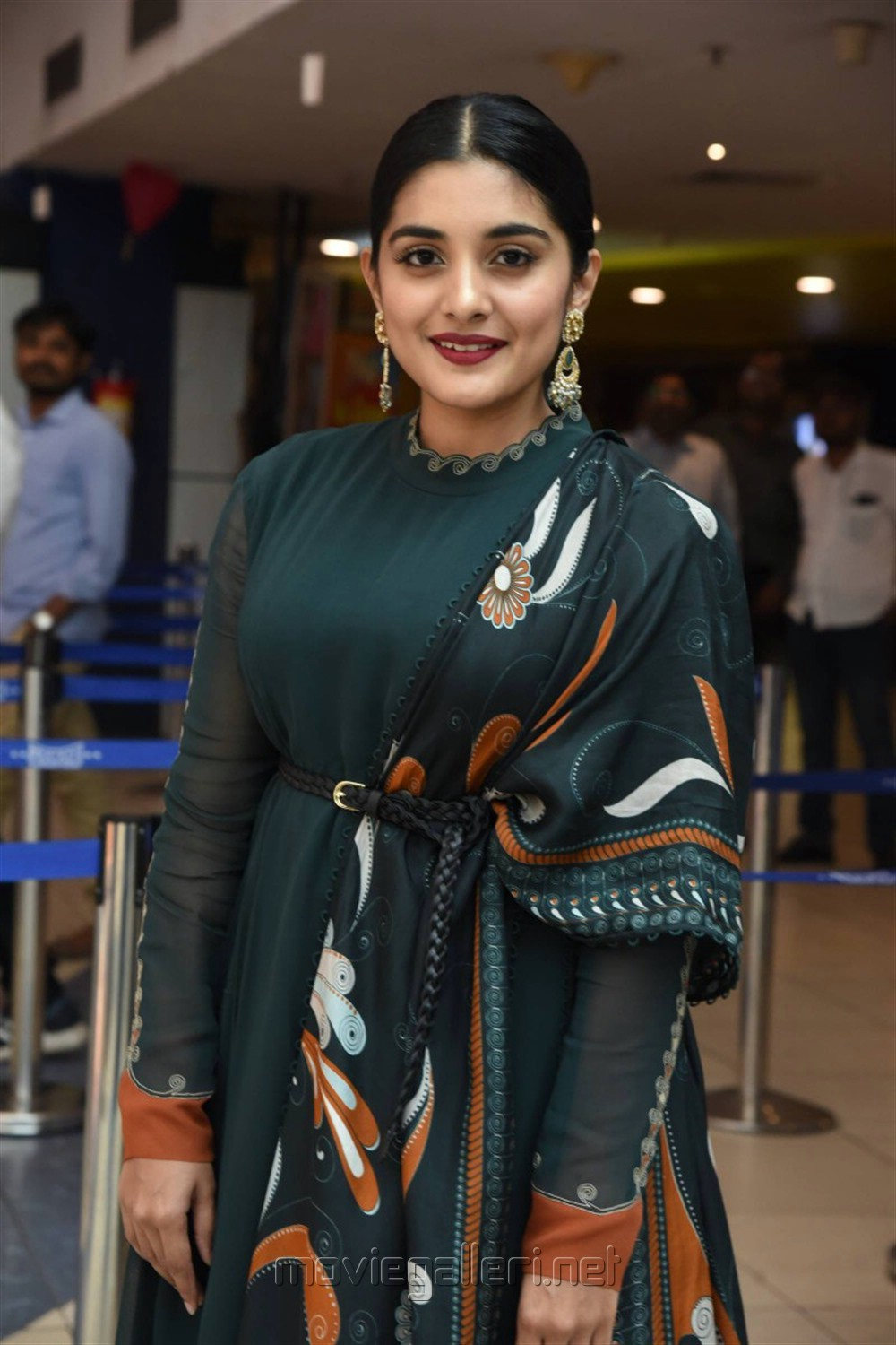 Actress Nivetha Thomas New Pics @ 118 Trailer Launch