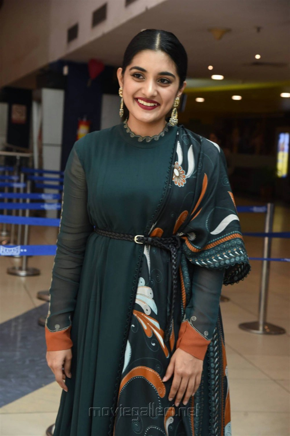 Actress Nivetha Thomas Pics @ 118 Trailer Launch