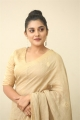 Actress Nivetha Thomas Saree Pics @ Darbar Movie Pre Release Function