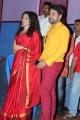 Indu Thampi, Major Kishore at Nizhal Movie Press Meet Stills
