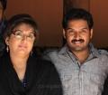 Director Ambika, Suresh in Nizhal Tamil Movie Stills