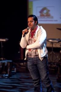 Music Director Sundar C Babu at Norway Tamil Film Festival 2012 Stills