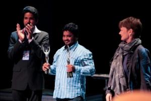 Vaagai Sooda Vaa Director Sargunam at Norway Tamil Film Festival 2012 Stills