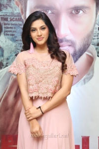 Actress Mehreen Kaur Pirzada @ NOTA Movie Press Meet Stills