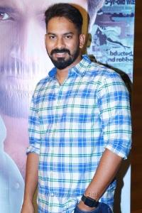 Santhosh P Jayakumar @ NOTA Movie Press Meet Stills