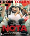 Vijay Devarakonda NOTA Movie Release Today Posters