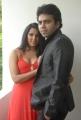 Shravya Reddy, Rohit Kaliyar at NRI Movie Platinum Disc Function Stills