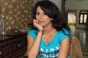 Telugu Actress Shravya Reddy in NRI Movie Stills