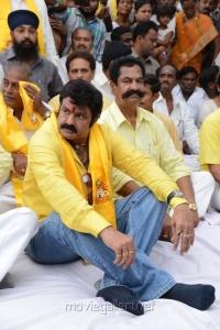 Balakrishna at NTR 90th Jayanthi Celebrations @ NTR Ghat Photos