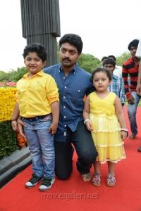 Kalyan Ram at NTR 90th Jayanthi Celebrations @ NTR Ghat Photos