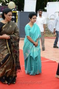 Nara Bhuvaneshwari  at NTR 90th Jayanthi Celebrations @ NTR Ghat Photos