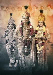 NTR Kathanayakudu Movie Images HD