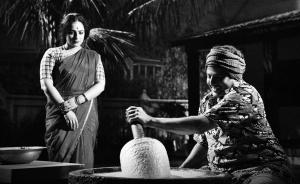 Nithya Menon, Balakrishna in NTR Kathanayakudu Movie Images HD
