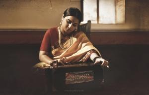 Actress Vidya Balan in NTR Kathanayakudu Movie Images HD