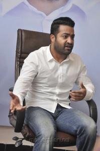 Nannuku Prematho Hero Jr NTR Press Meet Stills