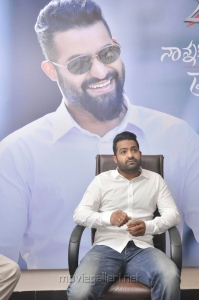 Nannuku Prematho Movie Jr NTR Press Meet Stills