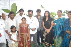 Nuvvu Sarigama Nenu Padanisa Movie launch Stills