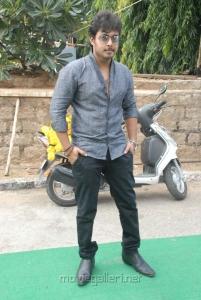 Actor Tanish at Nuvvu Sarigama Nenu Padanisa Movie Opening Photos